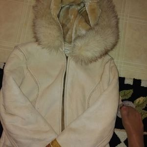Chicos Mulberry Street Coat Size Small